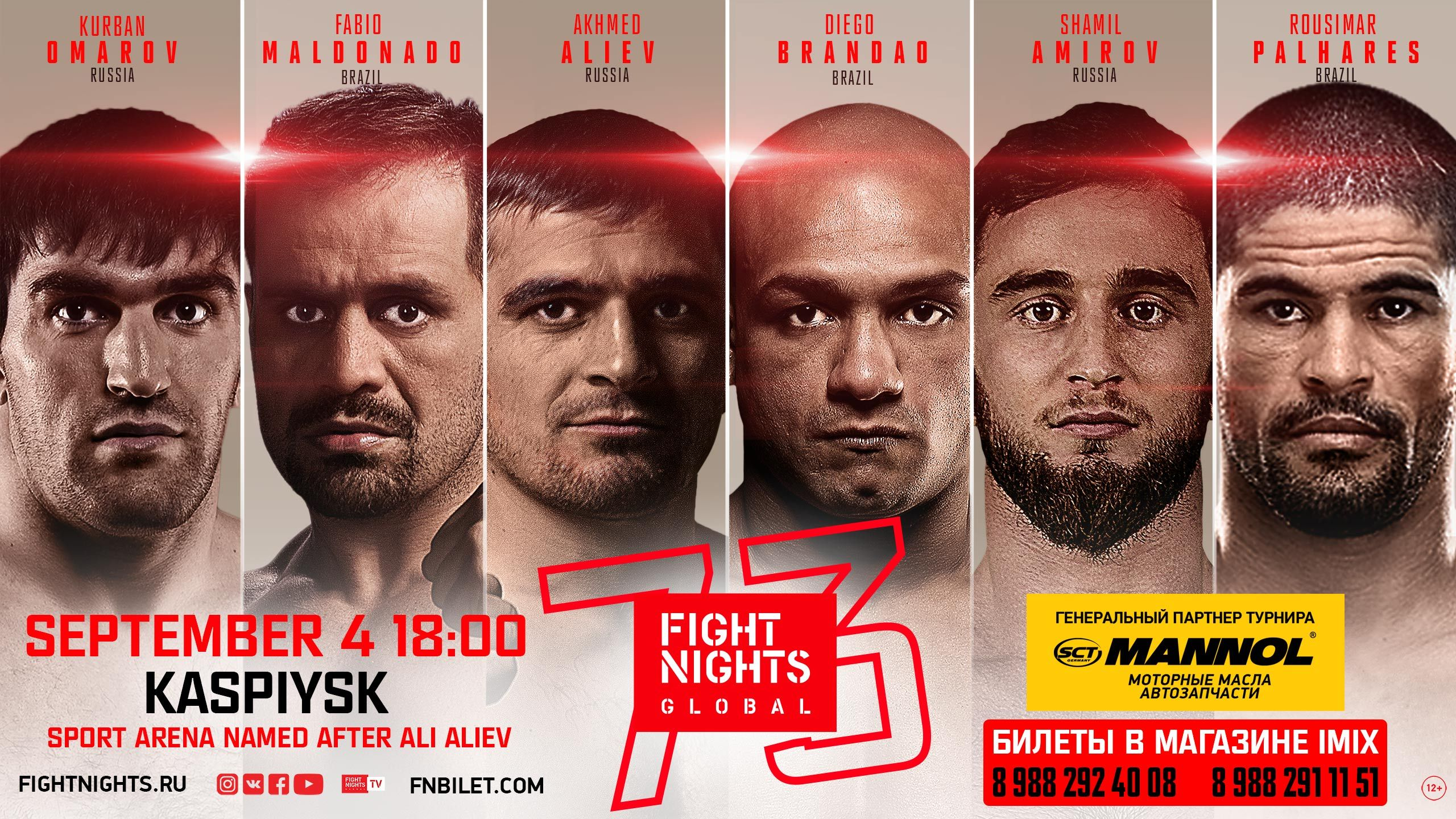 FIGHT NIGHTS GLOBAL 73