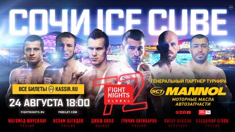 FIGHT NIGHTS GLOBAL 72