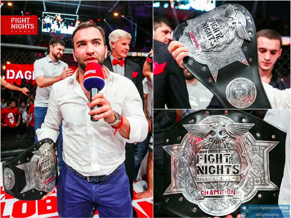 Камил Гаджиев и чемпионский пояс FIGHT NIGHTS GLOBAL .png