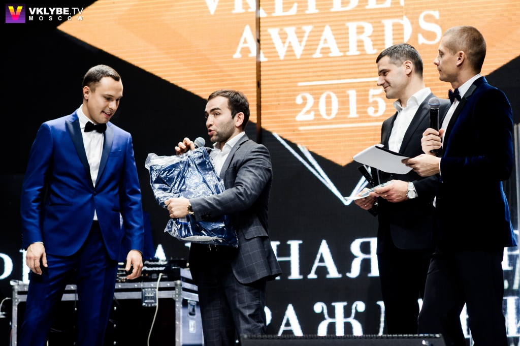 VKLYBE.TV AWARDS 2015