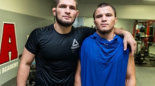 "Omar Nurmagomedov: ""I think that I am ready for the championship fight"""