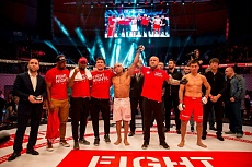 FIGHT NIGHTS GLOBAL 67. Результаты турнира.