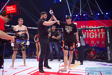 Магомед Нуров стал вторым финалистом Гран-при FIGHT NIGHTS GLOBAL (77.1 кг)