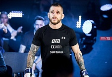 "Tomas Deak:""I have no idea who Umar Nurmagomedov is. I haven't seen any of his fights, but sure if he stands up against me in the cage, my only goal will be to stop him"".‬"