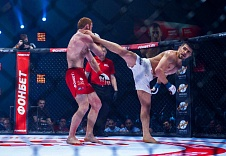 "Akhmed Aliev - Magomedsaygid Alibekov is the ""KO of the month""!"
