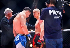"Alexei Ivanov: ""Palhares is considered a ""dirty"" fighter, I kind of agree with that..."""