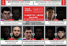 РЕЗУЛЬТАТЫ FIGHT NIGHTS GLOBAL 60!
