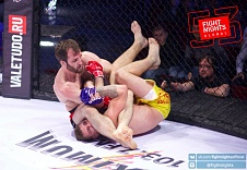 Результаты турнира FIGHT NIGHTS GLOBAL 53 Weekend 1-й день