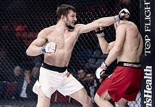 FIGHT NIGHTS GLOBAL 70 is featured with an anticipated welterweight (77.1 kg) fight between Maksim Butorin and Michael Hill from Canada.