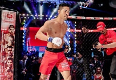"Tyson Nam: ""Ali was the champion before he left to go to the UFC so with my victory over him, I should be the champion or at least considered the number one contender."