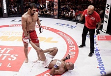 "Akhmed Aliev: ""I am the main contender for the title fight. And I've been the guy since I defeated Escudero, even before my win against Brandao."