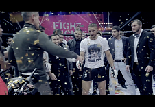 Backstage FIGHT NIGHTS GLOBAL 53 Weekend (Видео)
