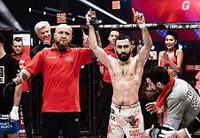 "Vartan Asatryan:""I think Ali should get to know my knees and elbows better, he probably forgot how it feels to get hit since Tyson Nam"