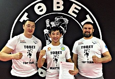 Sabit Zhusupov has signed a contract with FIGHT NIGHTS GLOBAL