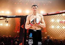 "Georgy Kichigin: ""I plan to be back in the cage by March. I want my opponent to be Rousimar Palhares"""