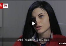 "Svetlana Zotkina: ""My mom, she watched FNG fights and got very scared for me"""
