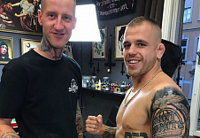 "Tomas Deak: ""Definitely I became better, stronger. I improved my techniques a lot because during the 1st fight I did not have techniques on the level I have now."