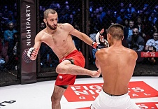 Rizvan Abuev: I want a rematch with Nam. To have this, I need to win against Vartan.