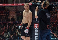 "Vladimir Mineev: ""MMA fans will be excited"""
