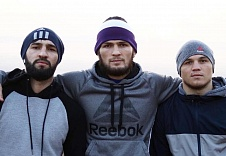 FNG Bantamweights prospect Omar Nurmagomedov had a quality training camp in the USA with Khabib Nurmagomedov & Zubaira Tukhugov and is ready to fight! Stay posted!