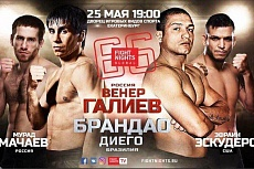 FIGHT NIGHTS GLOBAL 66